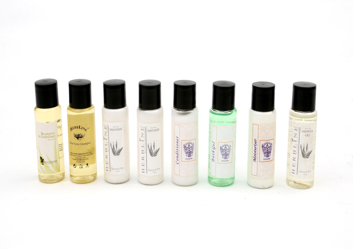 The Ginger Lilly Range