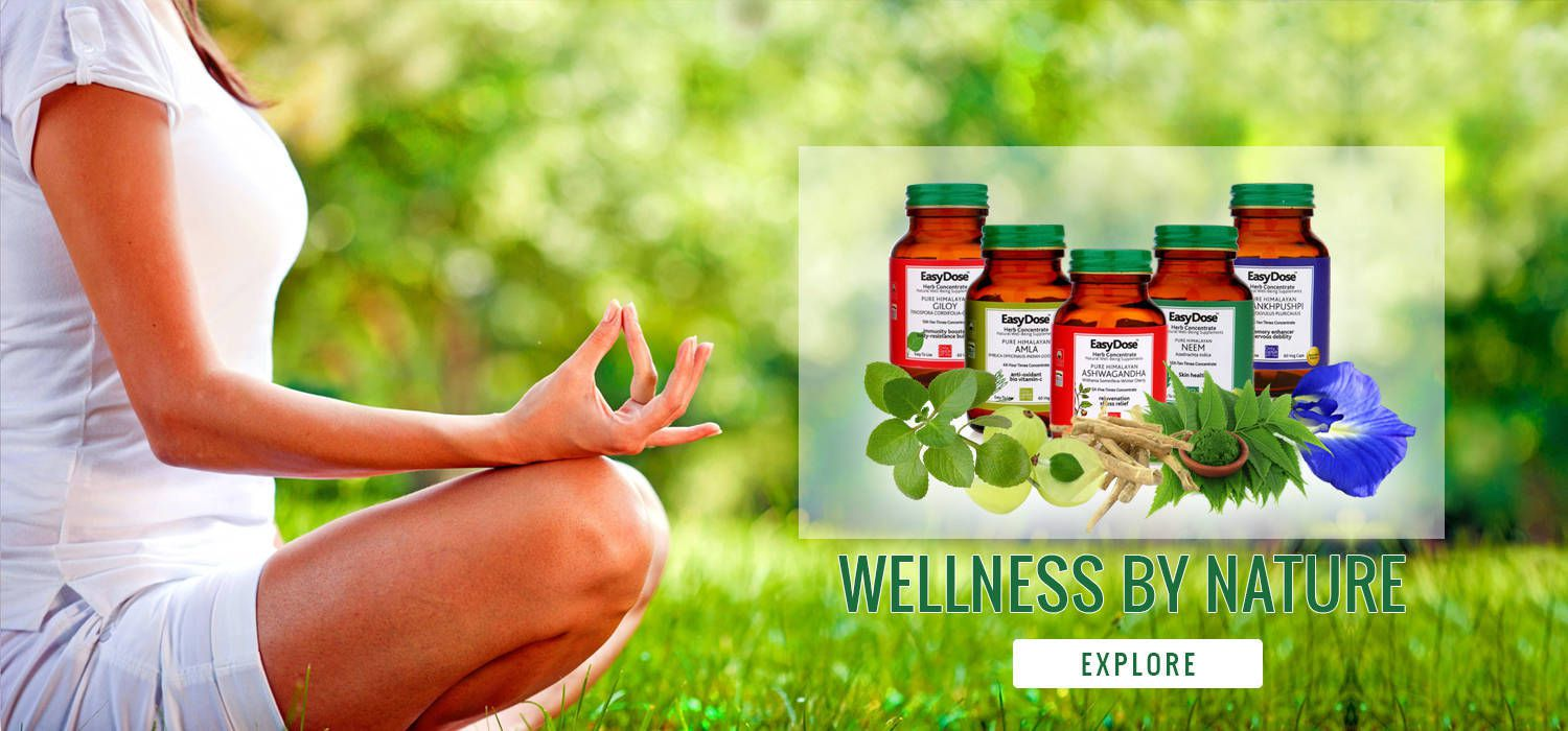 Herbline Easy Dose Wellness Products